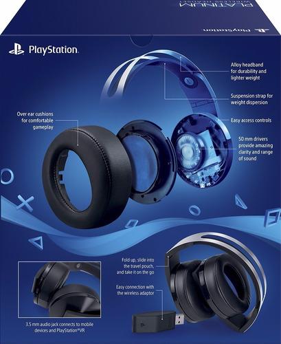 headset 7.1 sony ps4 platinum 2017 audio 3d 7.1 en palermo