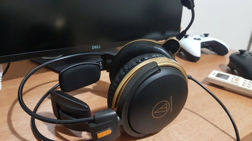 headset audio-technica ath-ag1