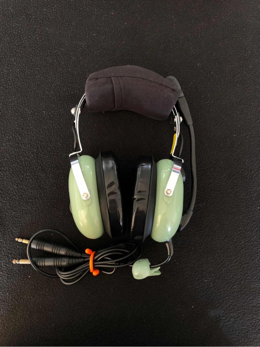 0c85166235a headset auriculares david clark h10-20. Cargando zoom.