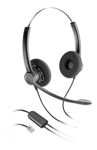 headset duplo pratica sp12 conexao ao telefone analogico c/ nfe