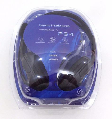 headset fone de ouvido ps4 jogos online e skype