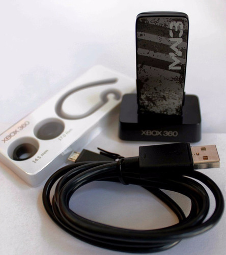 headset fone de ouvido sem fio bluetooth xbox 360 celular pc