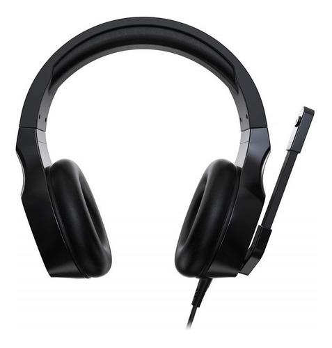 headset gamer acer nitro audio poderoso - com microfone p2