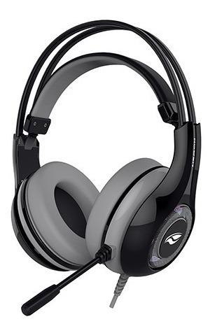 headset gamer c3 tech preto c/ microfone usb heron 2