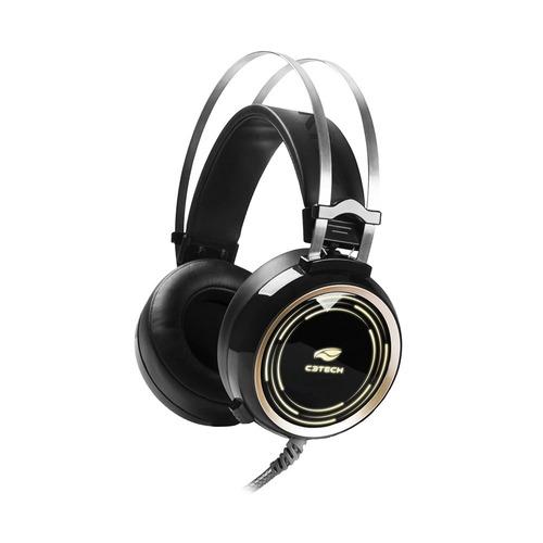 headset gamer c3tech black kite ph-g310 12x sem juros