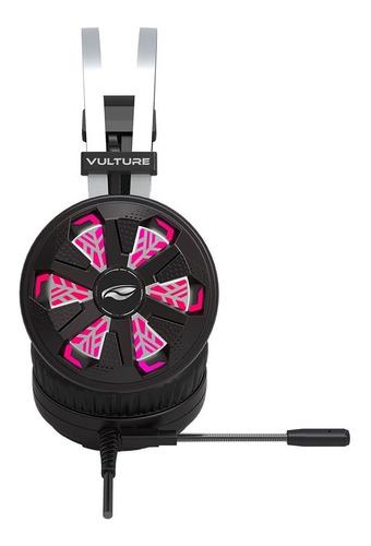 headset gamer c3techusb 7.1 vulture - ph-g710bk c3t