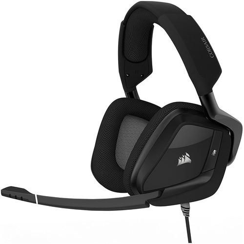 headset gamer corsair usb dolby 7.1 rgb carbon voidca9011154