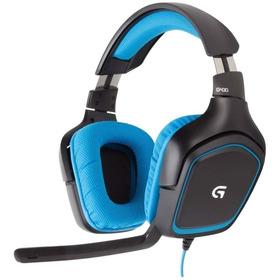 Headset Gamer Dolby 7.1 G430 Logitech 2,33 Metro(cabo)