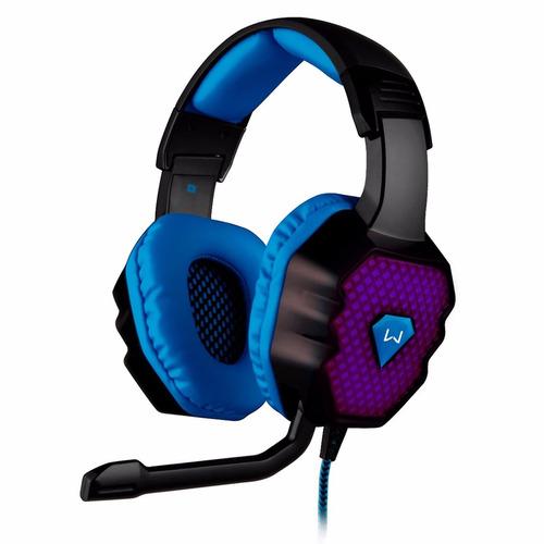 headset gamer fone de ouvido 3d 7.1 sound - multilaser ph121