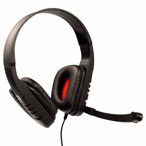 headset gamer fone de ouvido predator - c3 tech mi-2558rb
