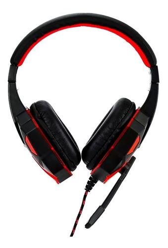 headset gamer fone pc pro celular ps4 xbox led microfone