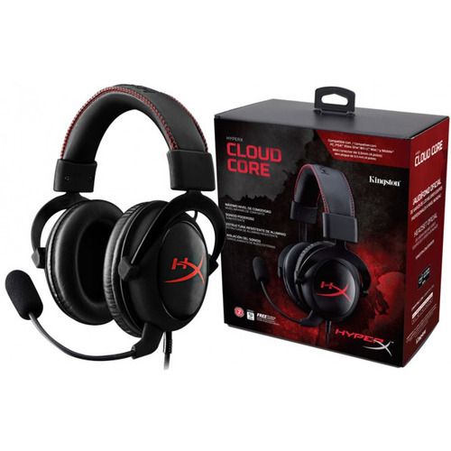 headset gamer hyperx cloud core khx-hscc-bk-lr