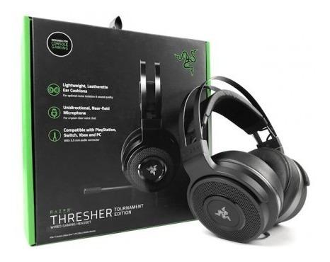 headset gamer razer thresher tournament pc ps4 xone