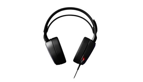 headset gamer steelseries arctis pro + game dac - novo