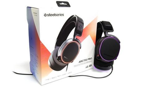 headset gamer steelseries arctis pro stl-61486 - novo