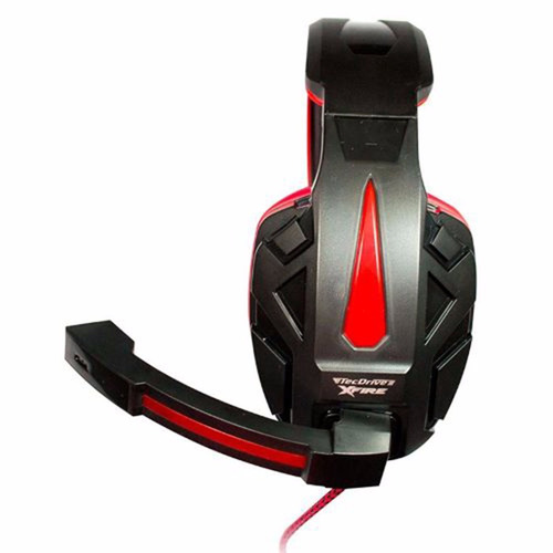 headset gamer usb 7.1 surround xfire - tecdrive valkyrie