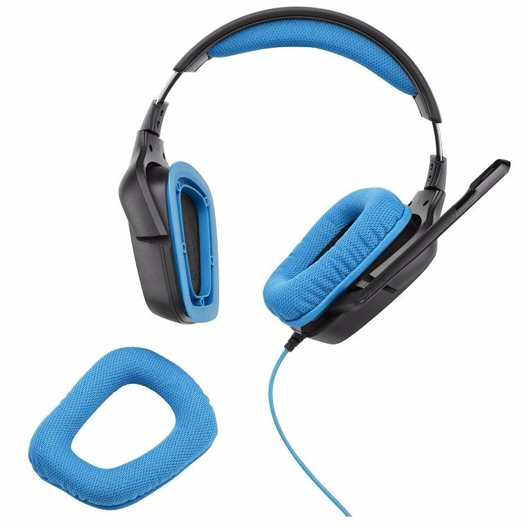 Headset Gaming Logitech G430 7 1 Usb Para Pc / Ps4