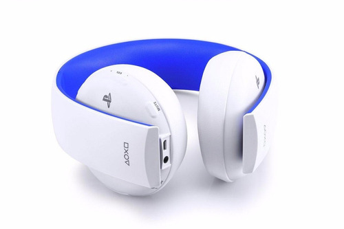 headset gold 2.0 wireless stereo  ps4 blanco ofertas bolw