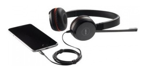 headset jabra evolve 30 ii duo canal oficial home office