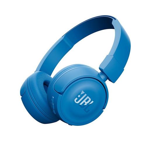 headset jbl t450 bt bluetooth azul branco original garantia