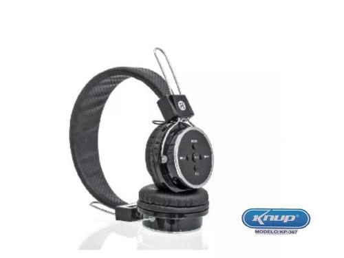 headset knup kp-367 bluetooth original