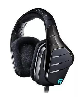 headset logitech g633 stereo artemis spectrum com microfone