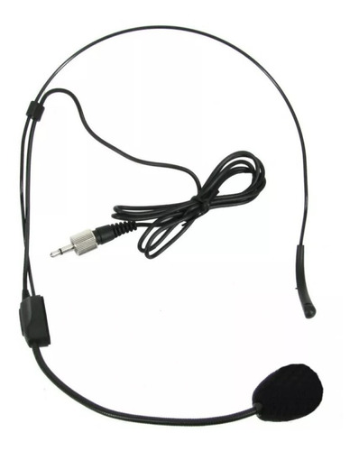 headset p microfone karsect  ht9 p2 c/ rosca