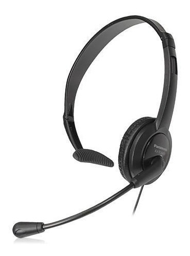 headset panasonic consola telef  manos libres kx-tca400