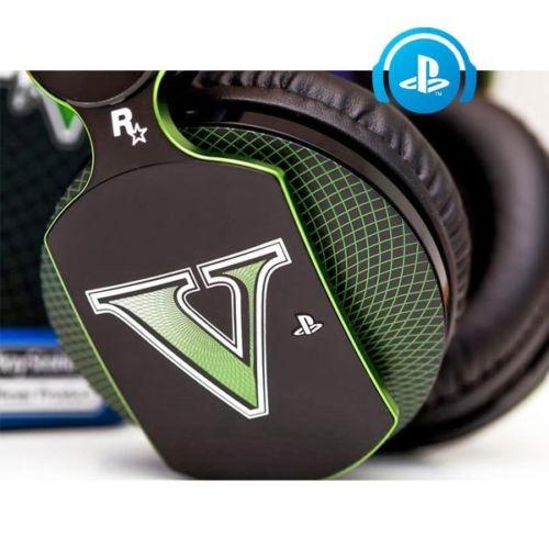 Headset Pulse Elite Gta V Wireless Sony Ps4 Ps3 Ps Vita Pc