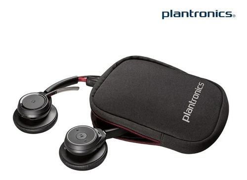 headset sem fio voyager focus b825-m plantronics