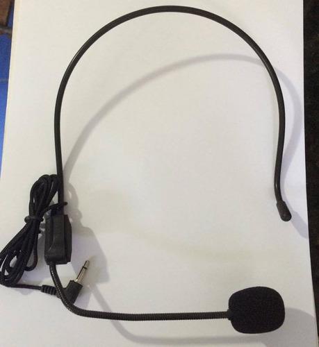 headset sem uso