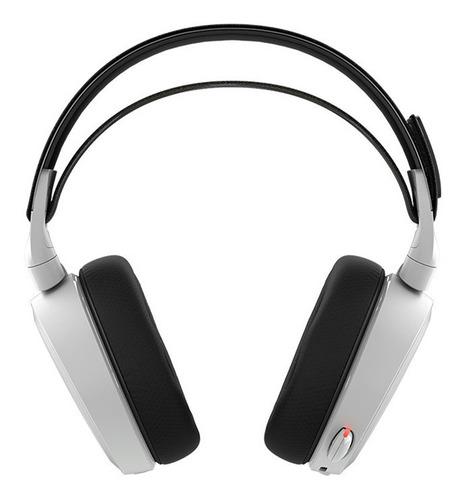 headset steelseries arctis 7 2019 wireless stl-61508 branco
