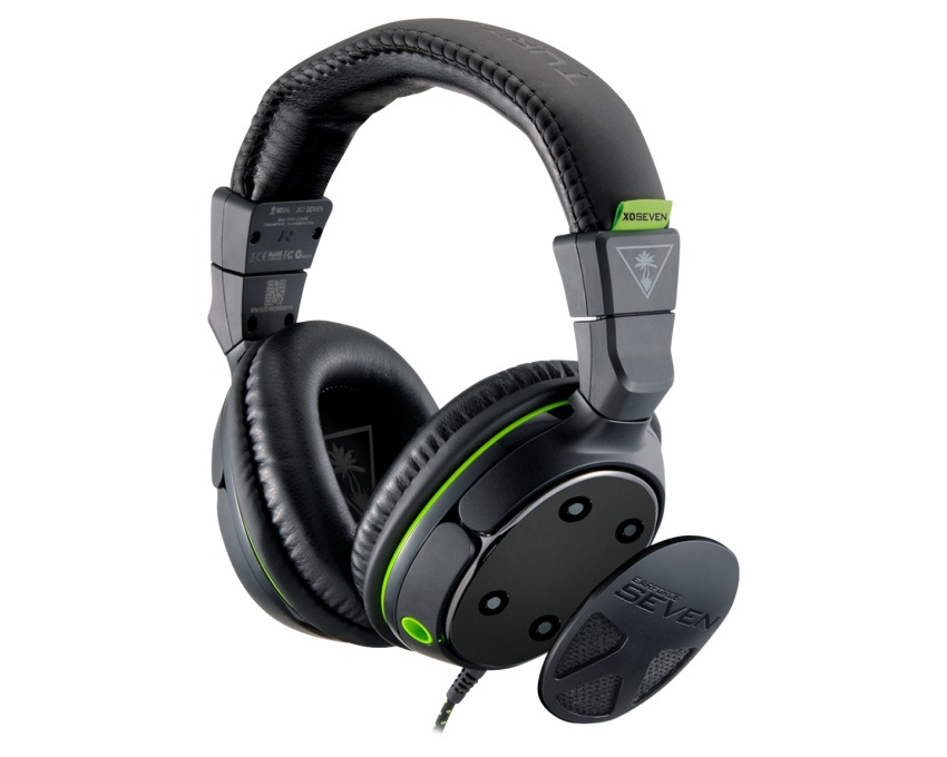 how to connect turtle beach x32 to xbox one