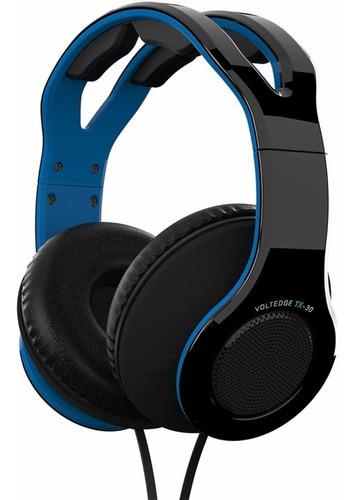 headset tx-30 ps4 voltedge ( garantía de por vida )