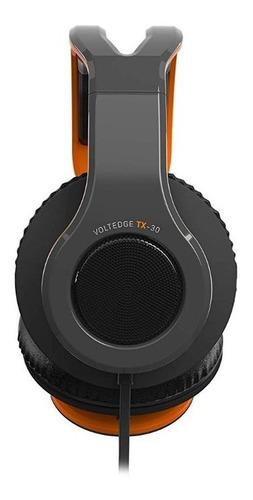 headset tx-30 universal voltedge ( garantía de por vida )