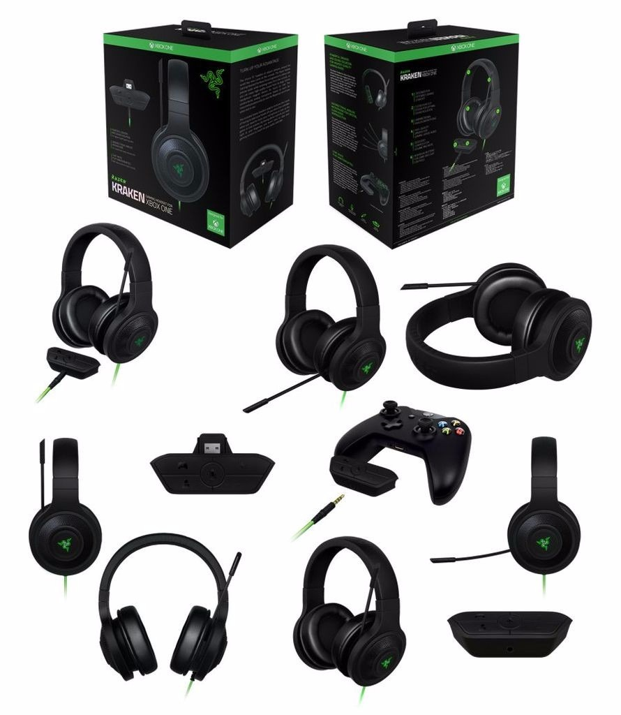how to connect razer headset to xbox