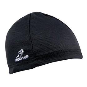 Headsweats Skull Cap Beanie Hat Black One Size