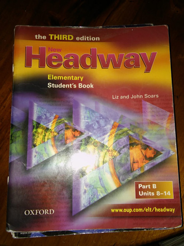 headway elementary student's book part b 3º edition