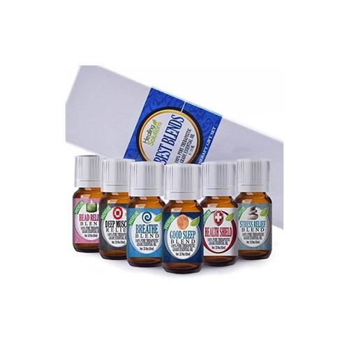 healing solutions best blends (set de 6)