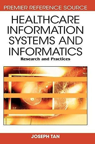 healthcare information systems and informatics : joseph tan