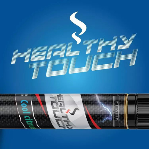 healty touch - eliquid - líquido electronico 60ml