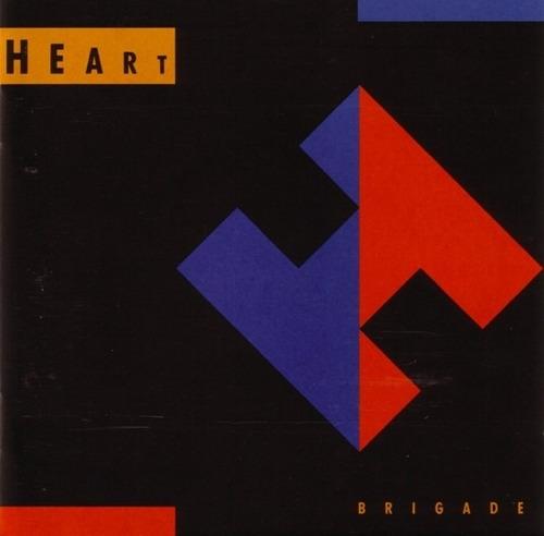 heart - brigade cd