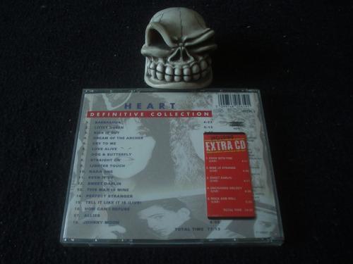 heart definitive collection importado duplo cd