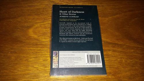 heart of darkness & other stories - joseph conrad em inglês