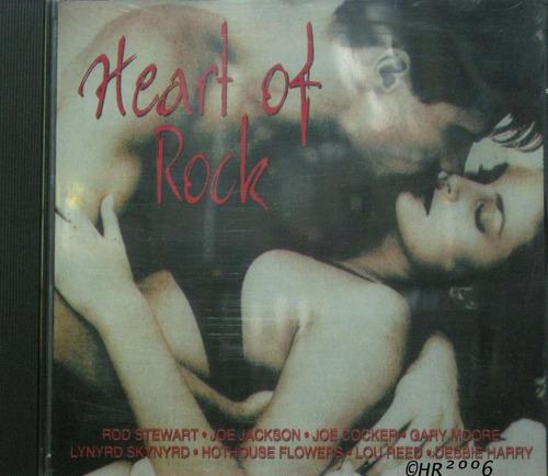 heart of rock cd heart of rock importado rock vários