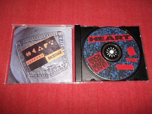heart - rock the house live! cd usa ed 1991 mdisk