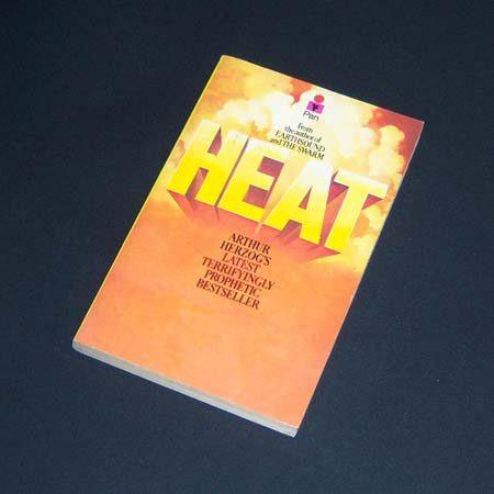 heat . arthur herzog . en inglés