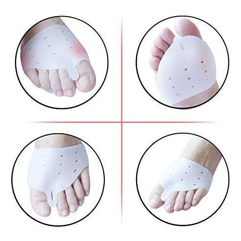 heatoe separadores dedos los pies los dedos los pies correct
