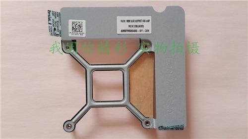 heatsink base - disipador - dell alienware m18x - a10c06