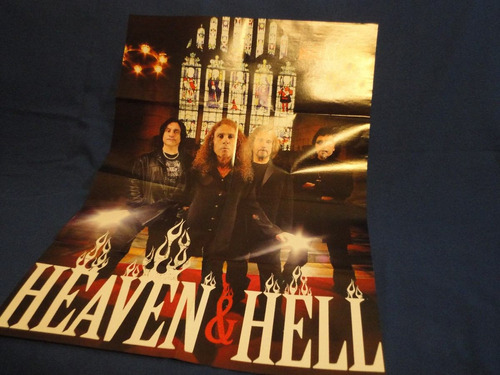 heaven and hell (poster)